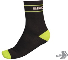 Endura Retro Sock (Twin Pack)